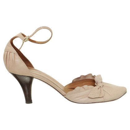Other Designer Slingbacks in beige