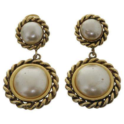 Moschino Orecchini con perle