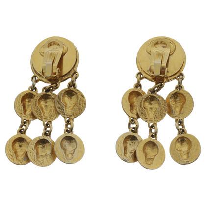 Rena Lange Ohrringe in Gold-Optik