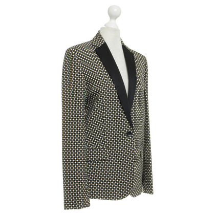 Jonathan Saunders Blazer made of silk and wool