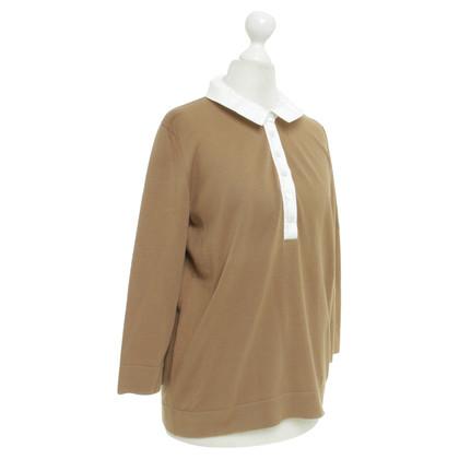 Fabiana Filippi Sweater with a collar