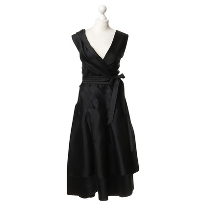Wunderkind Dress in black