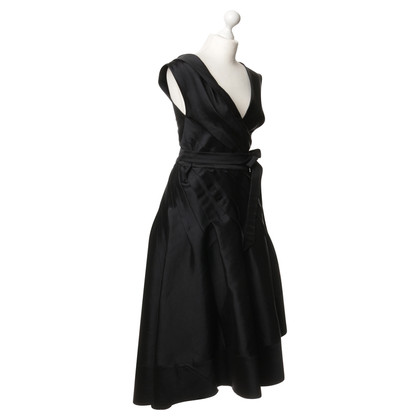 Wunderkind Kleid in Schwarz