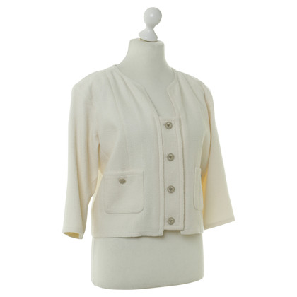 Chanel Jacket in cream