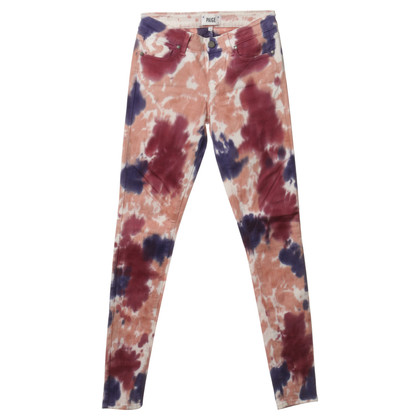 Paige Jeans Skinny jeans in the Batik look