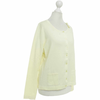 Luisa Cerano Cardigan in yellow