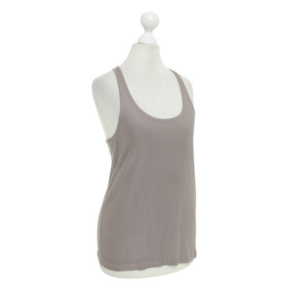Filippa K Zijden top in Taupe