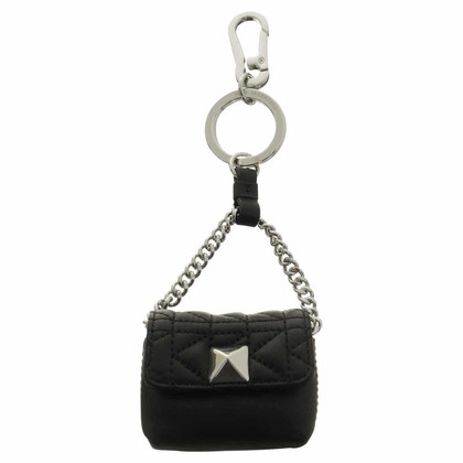 Karl Lagerfeld Keyring with mini leather case