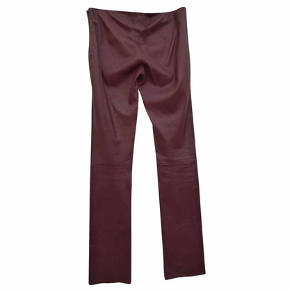 Jitrois Pants leather