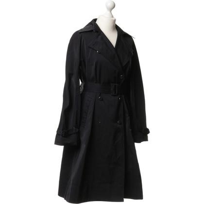 Donna Karan Trench coat in dark blue