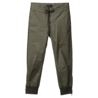 J. Crew Pantaloni 7/8 verde