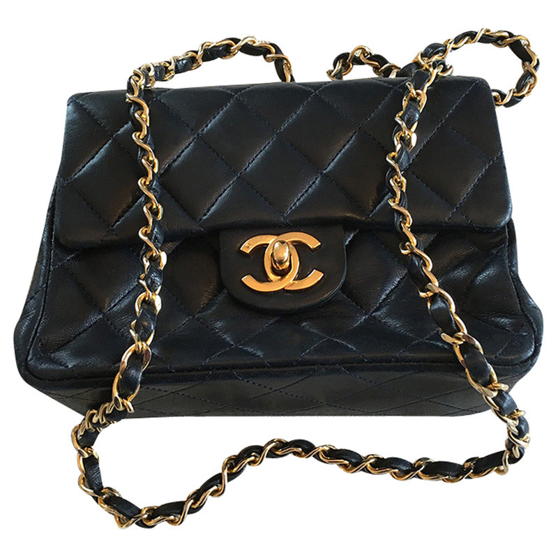 chanel tasche second hand chanel tasche. Black Bedroom Furniture Sets. Home Design Ideas