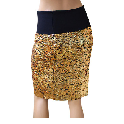 DKNY Sequined Pencil Skirt