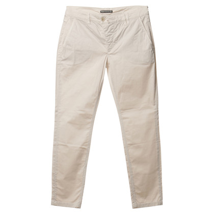 Drykorn Chino in cream colours
