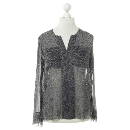 Marc Cain Animal print blouse