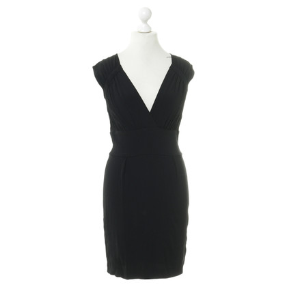 The Kooples Kleid in Schwarz