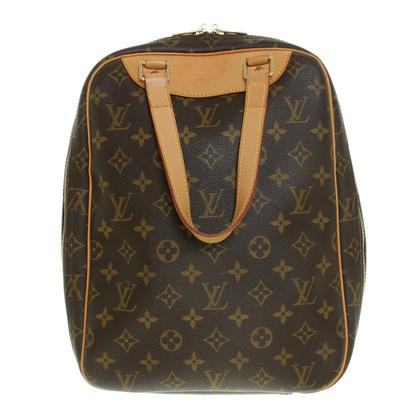 Louis Vuitton Excursion shoe/bag monogram of canvas