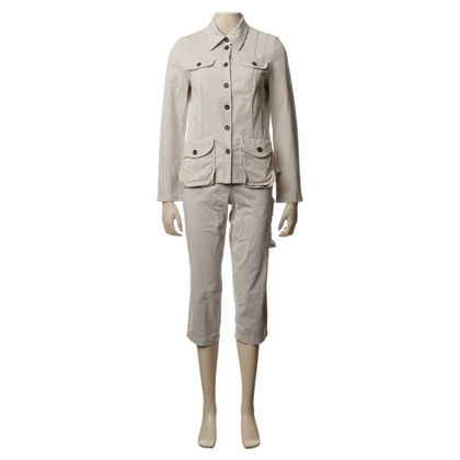 Marc Cain Pants suit in beige