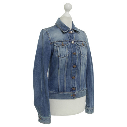 Christopher Kane Jeansjacke in Blau