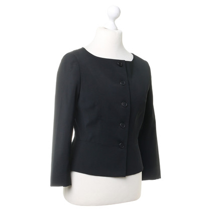Christian Dior Blazer in zwart