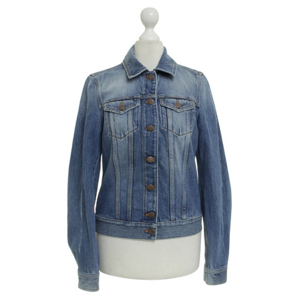 Christopher Kane Denim jacket in blue