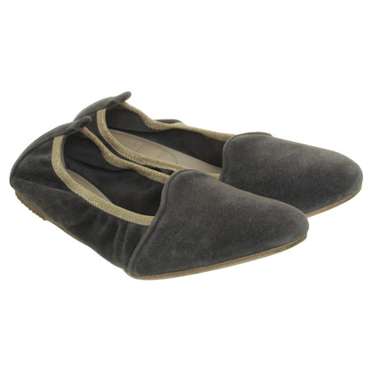 Brunello Cucinelli Loafers in Anthrazit
