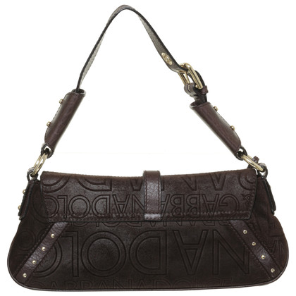 D&G Handbag in Brown