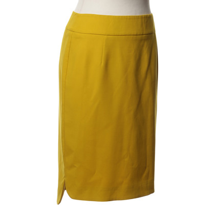 Max & Co skirt in yellow
