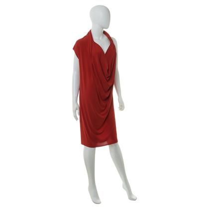 Lanvin Dress in red