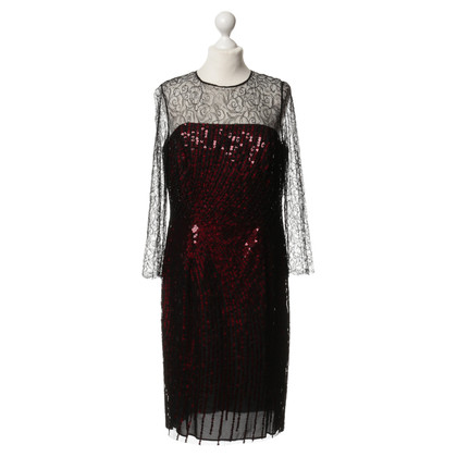 Rena Lange Dress with lace and sequins