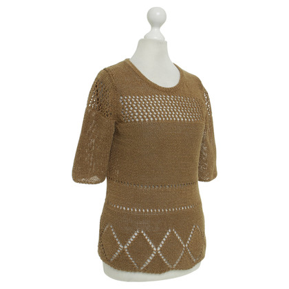 Rodier The hole-knit pullover style