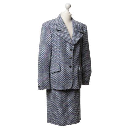 Escada Kostuum in een Tweed-look