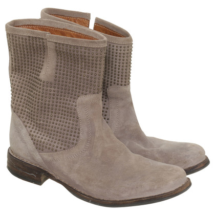 Fiorentini & Baker Boots with decorative rivets