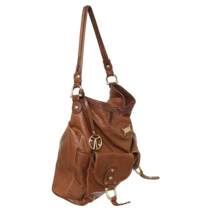 Coccinelle Handbag in Cognac