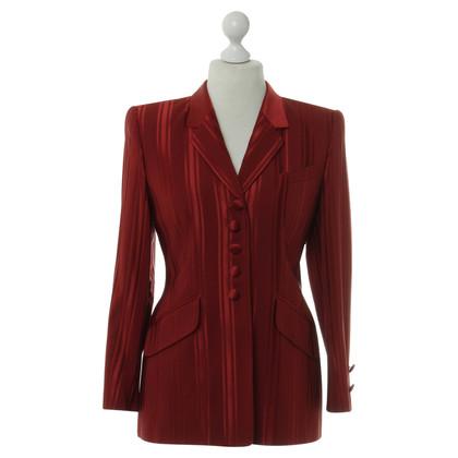 Rena Lange Blazer made of silk and wool