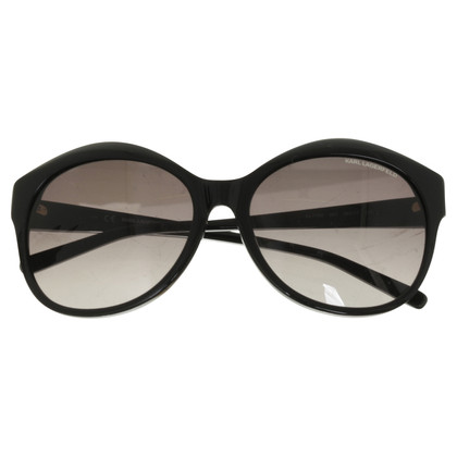 Karl Lagerfeld Cat eye sunglasses black