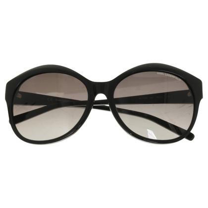 Karl Lagerfeld Cat eye zonnebril zwart
