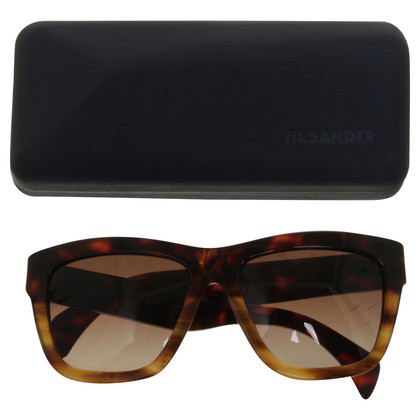 Jil Sander Sunglasses with gradient