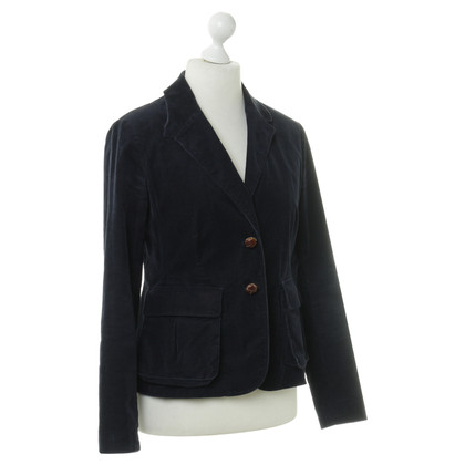 Gant Blazer in velluto a coste-look