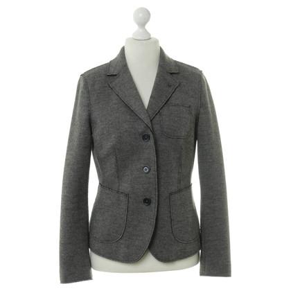 Blonde No8 Grey Blazer
