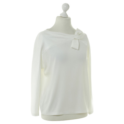 Paule Ka top in off white