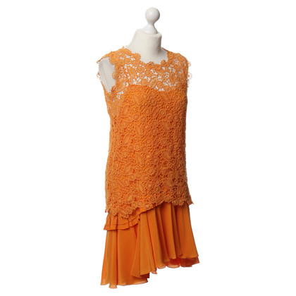Ermanno Scervino Dress with crocheted lace