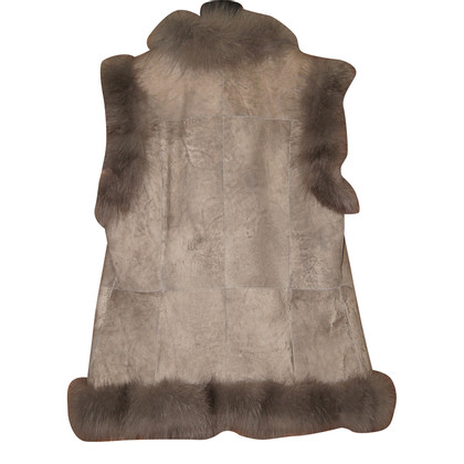 Oakwood gilet de fourrure
