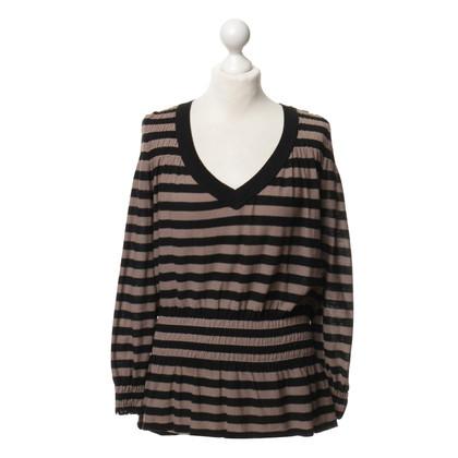 Sonia Rykiel top with stripes