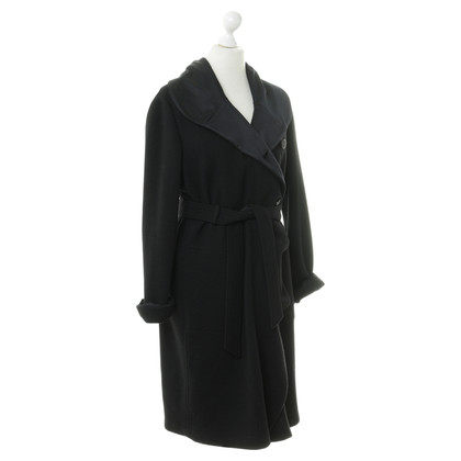 Armani Coat with offset placket