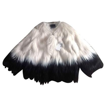 Moschino Giacca di pelliccia di Web