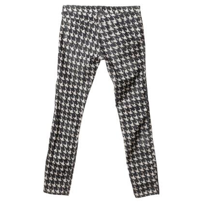 Isabel Marant Etoile Pantaloni in velluto a coste sguardo