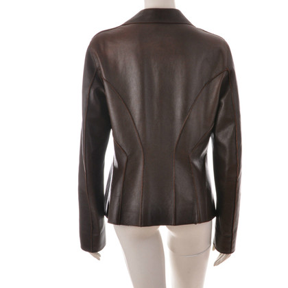 Alberta Ferretti Leather jacket
