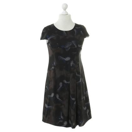 Luisa Cerano Kleid mit Muster