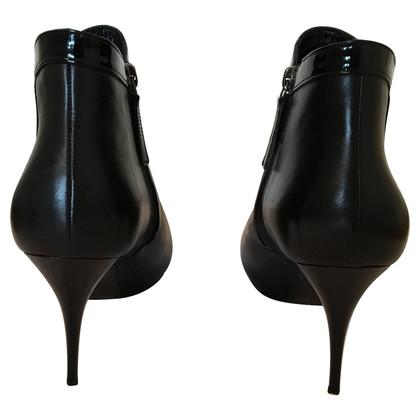 Alexander McQueen Zwarte laarzen